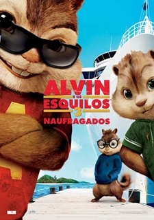 Alvin & Os Esquilos 3 – Torrent BDRip (Alvin and the Chipmunks) Dual Áudio (2011)