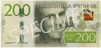Mynt och sedlar 2017