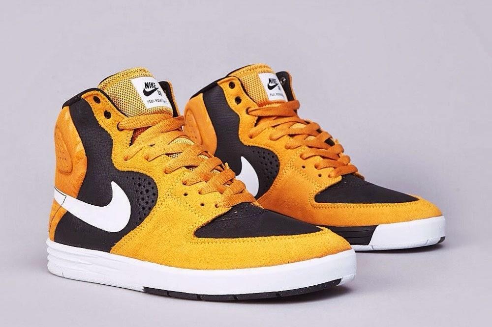 online store f1c59 732da Nike SB Paul Rodriguez 7 High LoriaSkateShop