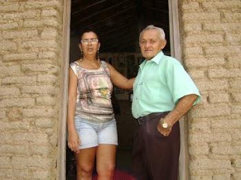 LUIZA MOURA E SEVERINO VITALINO