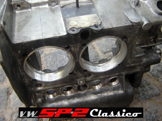 Restauração motor do Volkswagen SP2_1