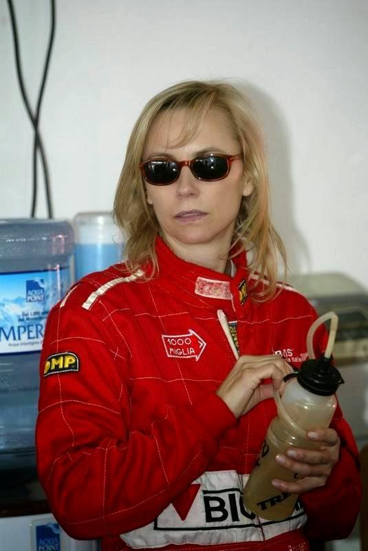 Speedqueens Lilian Bryner