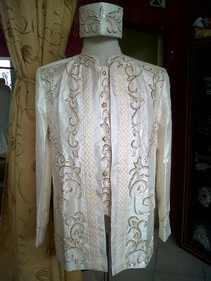 Baju Pria Mahesa Wedding Kebaya