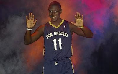 Jrue Holiday [11] -  Pelicans Away Uniform