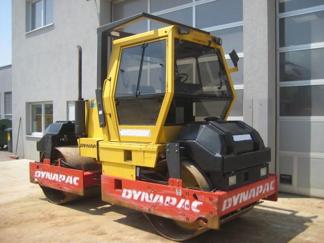 Dynapac CC211 Tandem Roller SSL