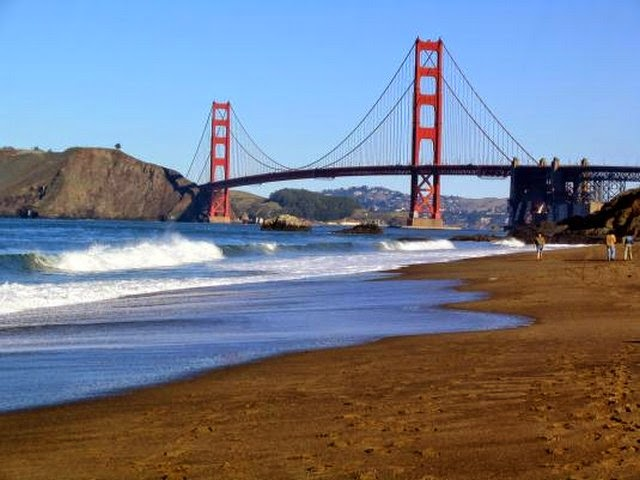 91. Golden Gate Bridge (San Francisco, USA)