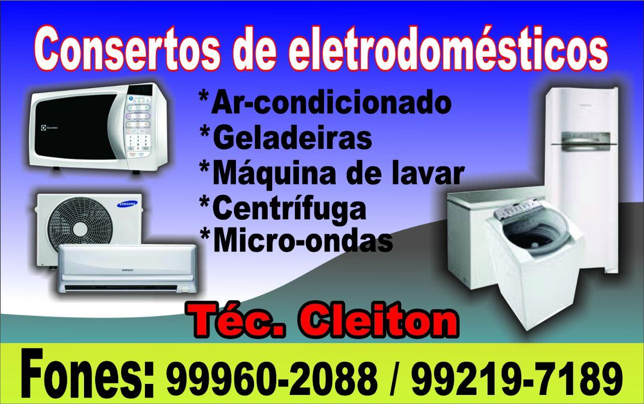 CLEITON CONSERTOS