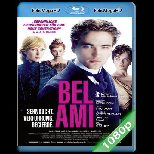 Bel Ami: El Seductor (2012) 1080P HD MKV ESPAÑOL LATINO