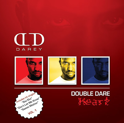 double darey heart official album cover