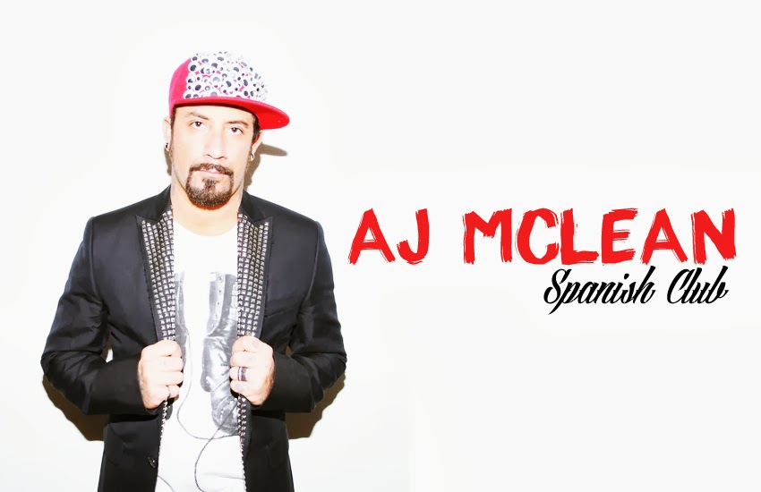A.J McLean Spanish Club
