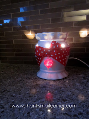 Scentsy Valentine Warmer review