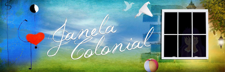 Janela Colonial