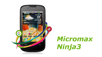 Ninja 3 with android 2.3