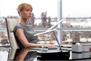 """Gwyneth Paltrow as Virginia """"Pepper"""" Potts"""