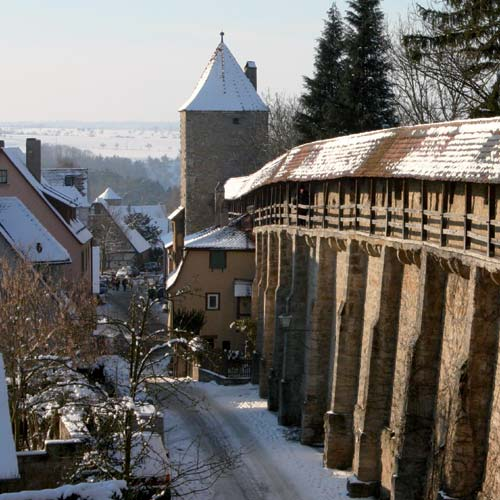 full picture rothenburg germany
