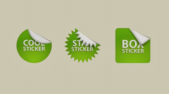 Greene Pack Stickers