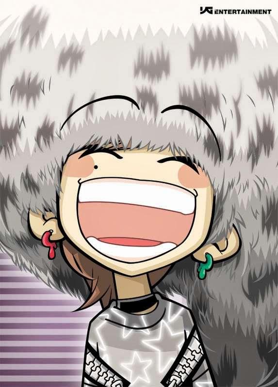 Chibi G-Dragon Big Bang