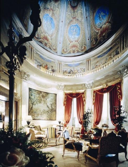 Villa La Capula Suite (Westin Excelsior, Rome)