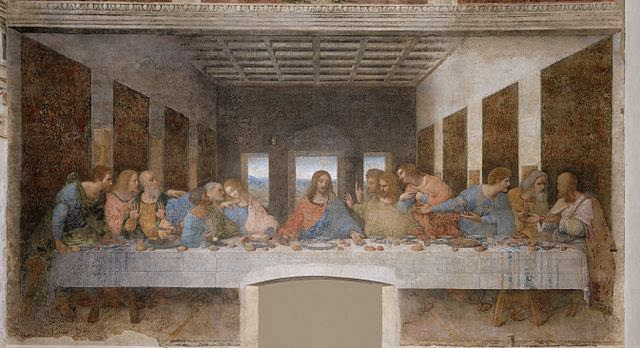 Milan, Santa Maria delle Grazie: Leonardo, The Last Supper