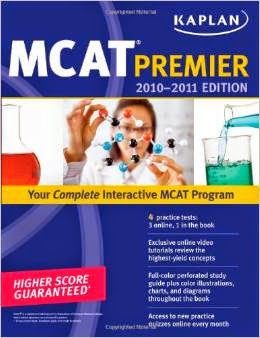 MCAT premier kaplan amazon