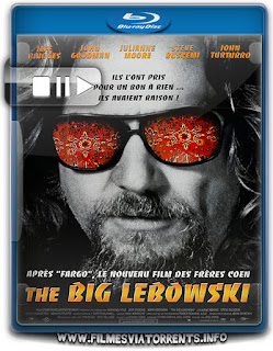 O Grande Lebowski Torrent - BluRay Rip 1080p Dublado 5.1