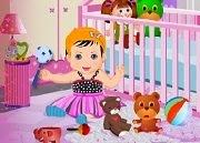 Decora la habitación de la beb