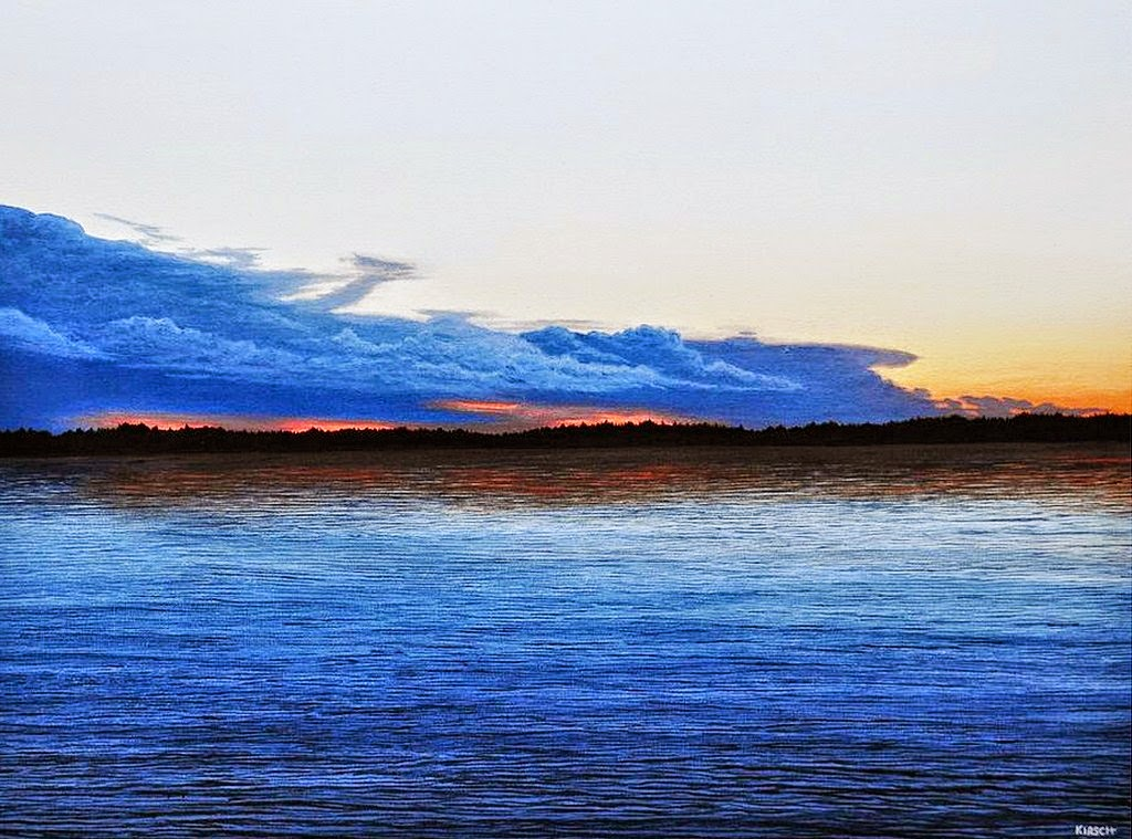 pintura-hiperrealista-paisajes