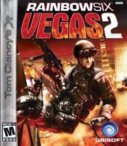Tom Clancy's Rainbow Six Vegas 2 Cover, Poster