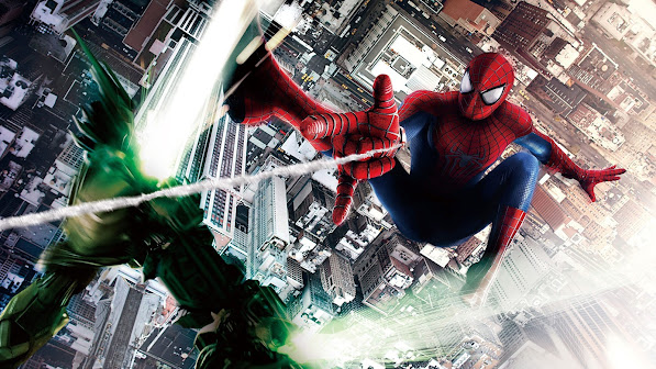 Spider Man vs Green Goblin 2014 4b