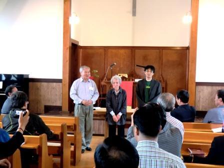 奥羽教区公式ブログ: 宮古教会を...