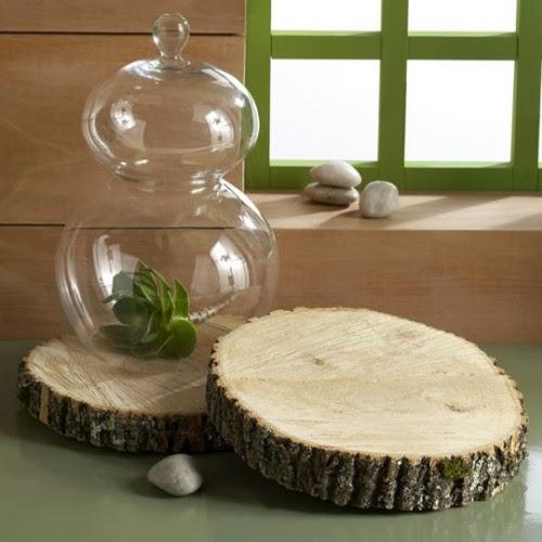 Deco Un Toque Natural En Tu Hogar Troncos Reciclados Virlova Style - Troncos-de-arboles-decorativos