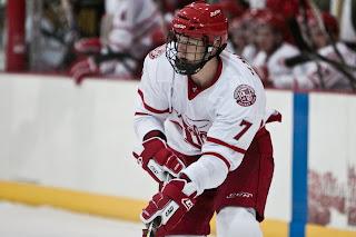 USHL: 2012 Draft Blog - Mike Matheson Pt.3