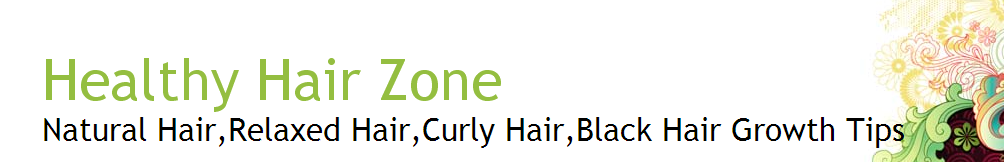 Healthy Hair Zone Blog