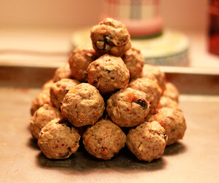 Homemade Protein Power Balls