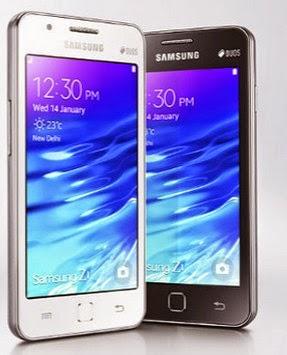 Smartphone Samsung Z1 OS Tizen Pertama Di Dunia