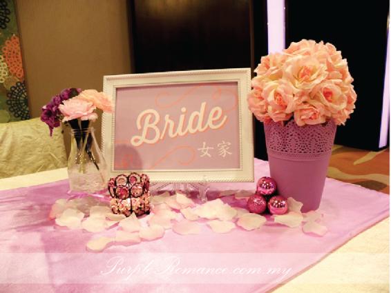 Bride Side, KL, Selangor, Sheraton Imperial Hotel Kuala Lumpur, candle holder, mason jar, 婚礼装饰服务
