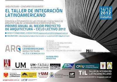 Competencia para estudiantes: Concurso Premio Anual TIL