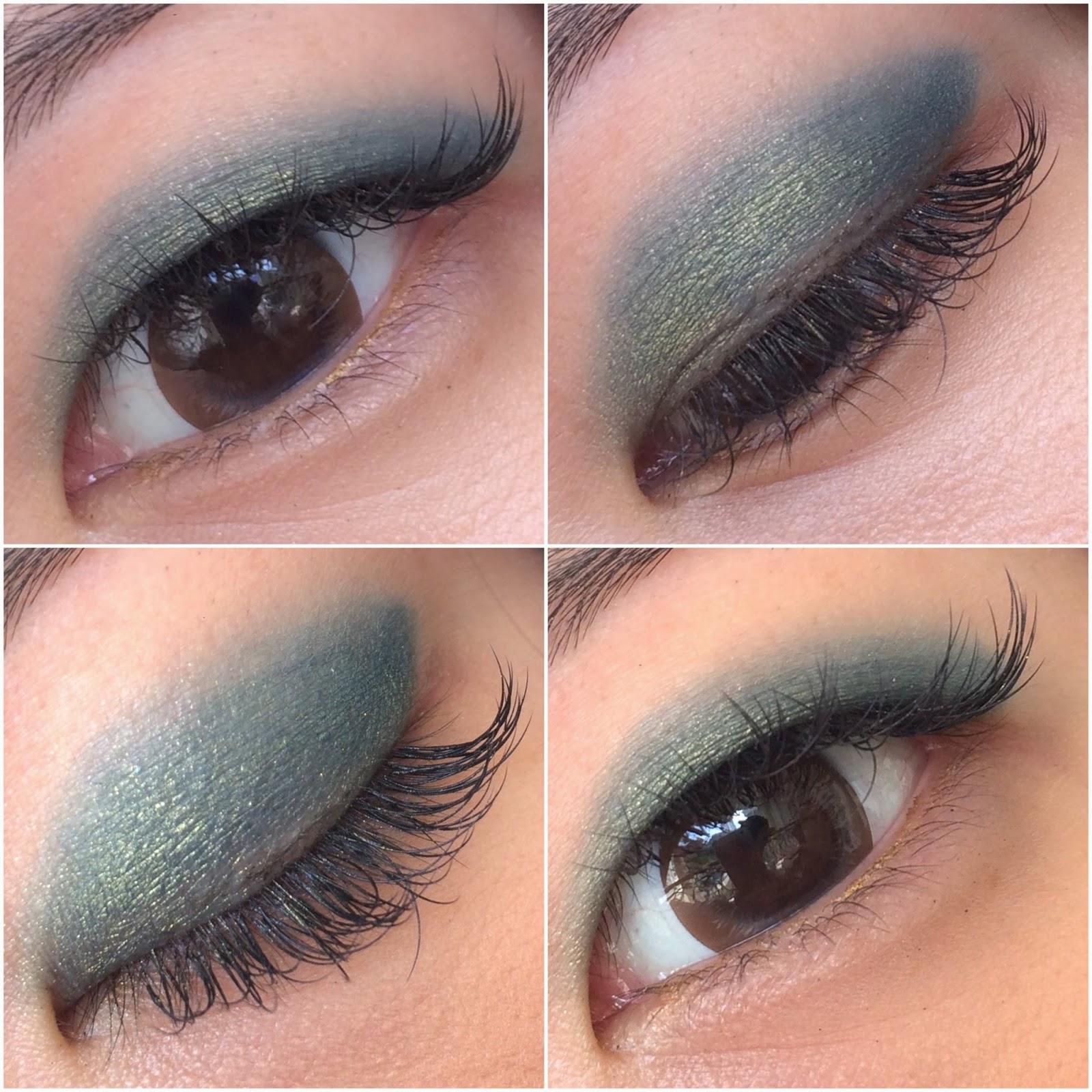 Workingwithmonolids i creamed my duochrome eyeshadow single eyelid makeup baditri Gallery
