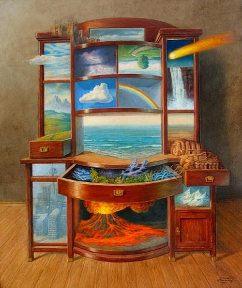 19-Cupboard-Named-World-Marcin-Kołpanowicz-Paintings-of-Creative-Surreal-Worlds-ready-to-Explore-www-designstack-co