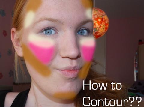 How to contour??