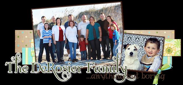DeRosier Family