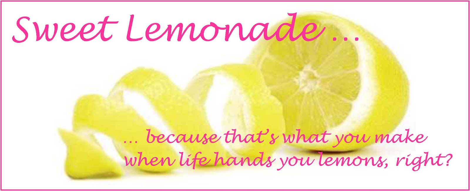 Sweet Lemonade
