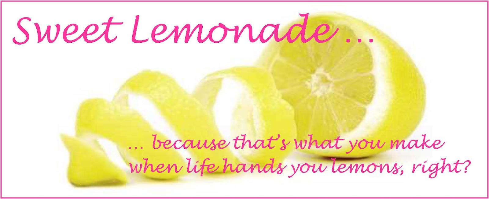 Sweet Lemonade