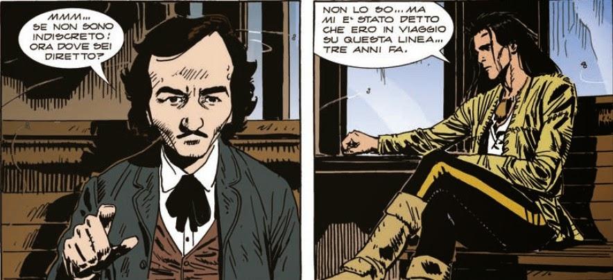 Poe e Magico Vento