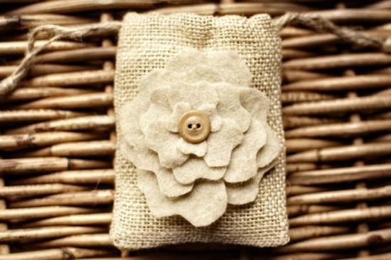 Bomboniera Matrimonio Country Chic : Dieci confezioni fai da te per le bomboniere wedding