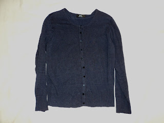 Marks and Spencer Navy Cardigan