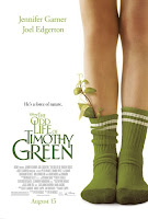 The Odd Life of Timothy Green The Odd Life of Timothy Green: A Sweet Fairy Tale
