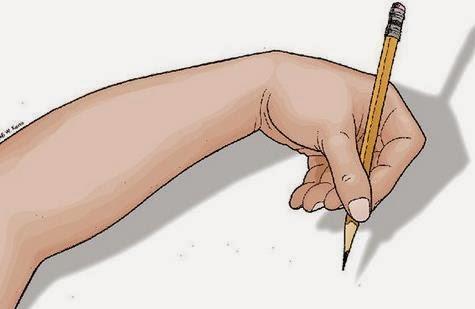 Curiosidades sobre los que escriben con la izquierda