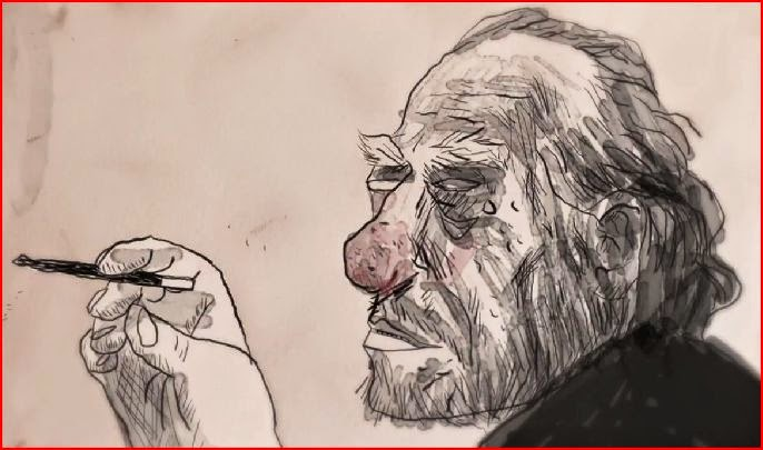 Charles Bukowski animatedfilmreviews.filminspector.com
