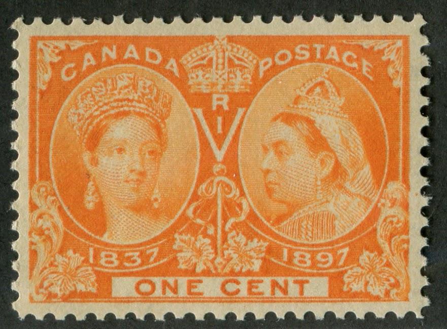 The 1897 Diamond Jubilee Issue